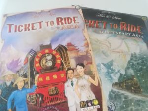 TicketToRide Asia