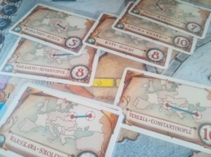 TicketToRide Carte