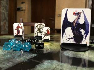Dungeons&Dragons Dadi