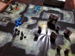 Dungeons&Dragons Tabellone