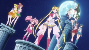 SailorMoon SailorGuerriere
