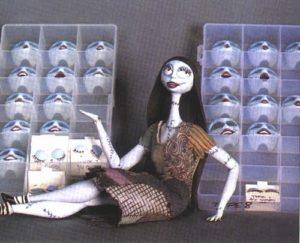 NightmareBeforeChristmas Sally