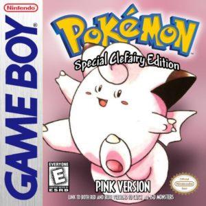 PokémonRosa Clefairy