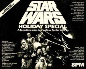 TheStarWarsHolidaySpecial Poster